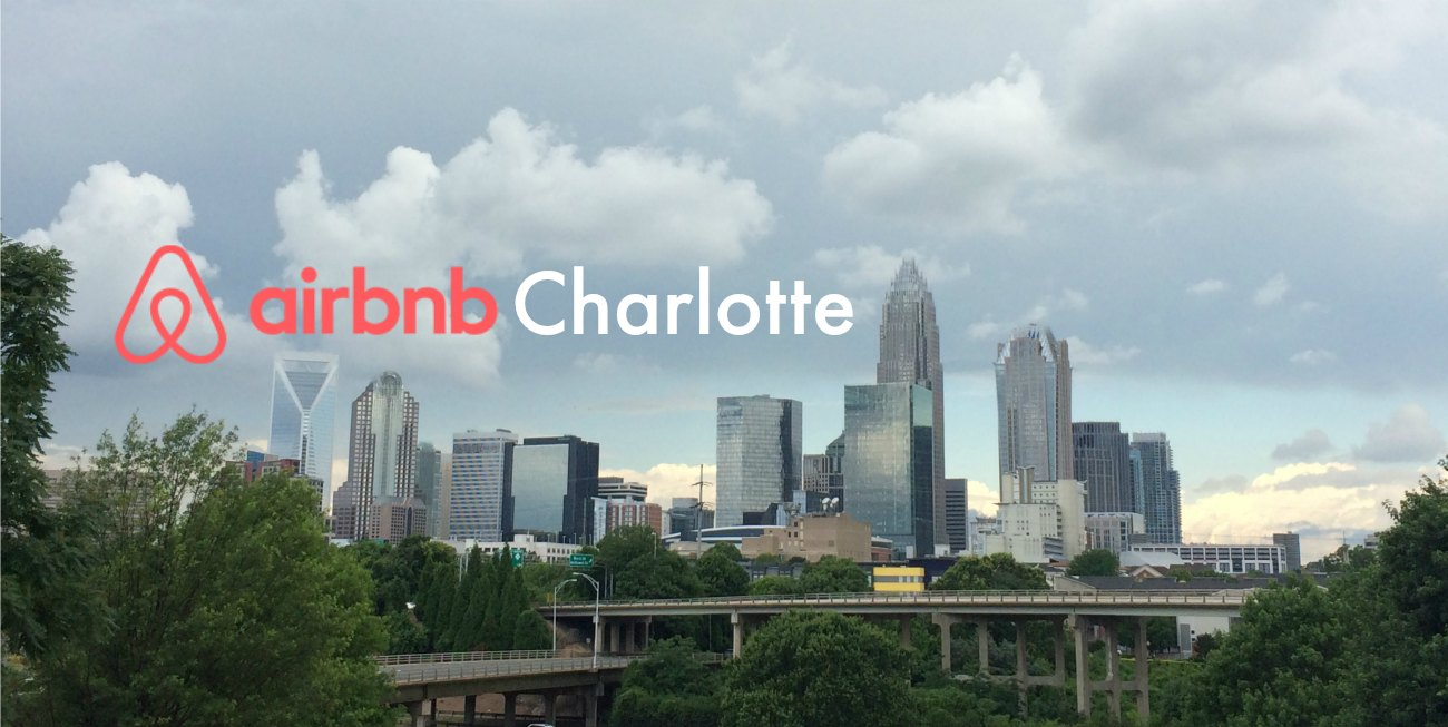 The top Charlotte Airbnbs could bring in well over $40,000 of revenue per year