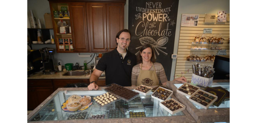 Your turn: Become a chocolatier