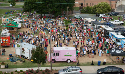 Food truck rallies are going regional. Three new ones announced in Charlotte outskirts