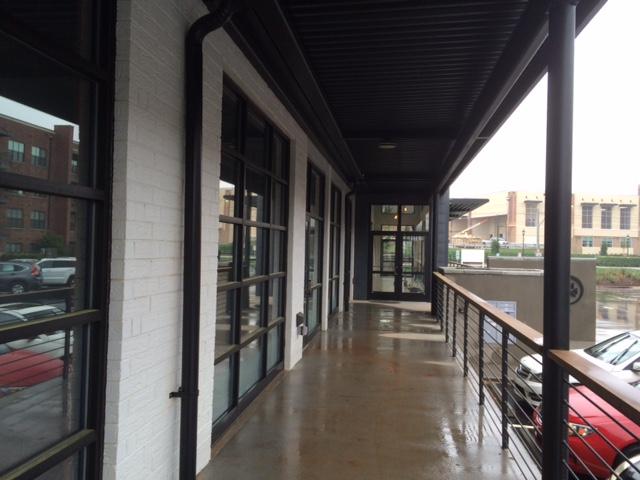 mode office walkway