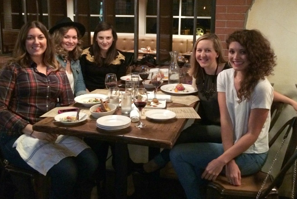 How to make friends in Charlotte like a grown up