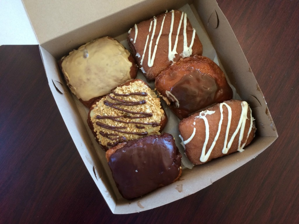 I accidentally lost my vegetarianism over Your Mom's Donuts