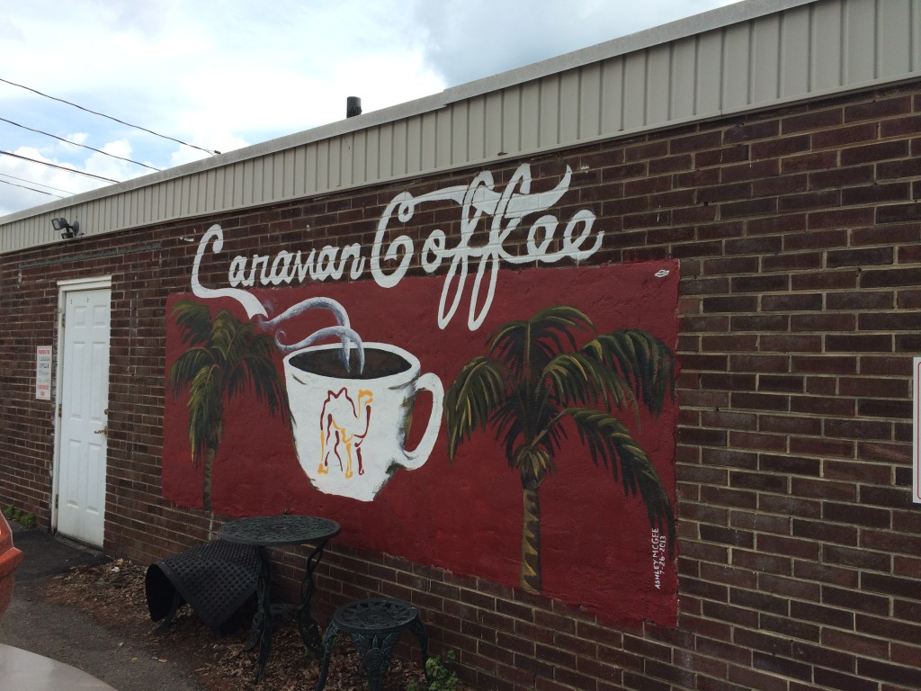 caravan coffee belmont