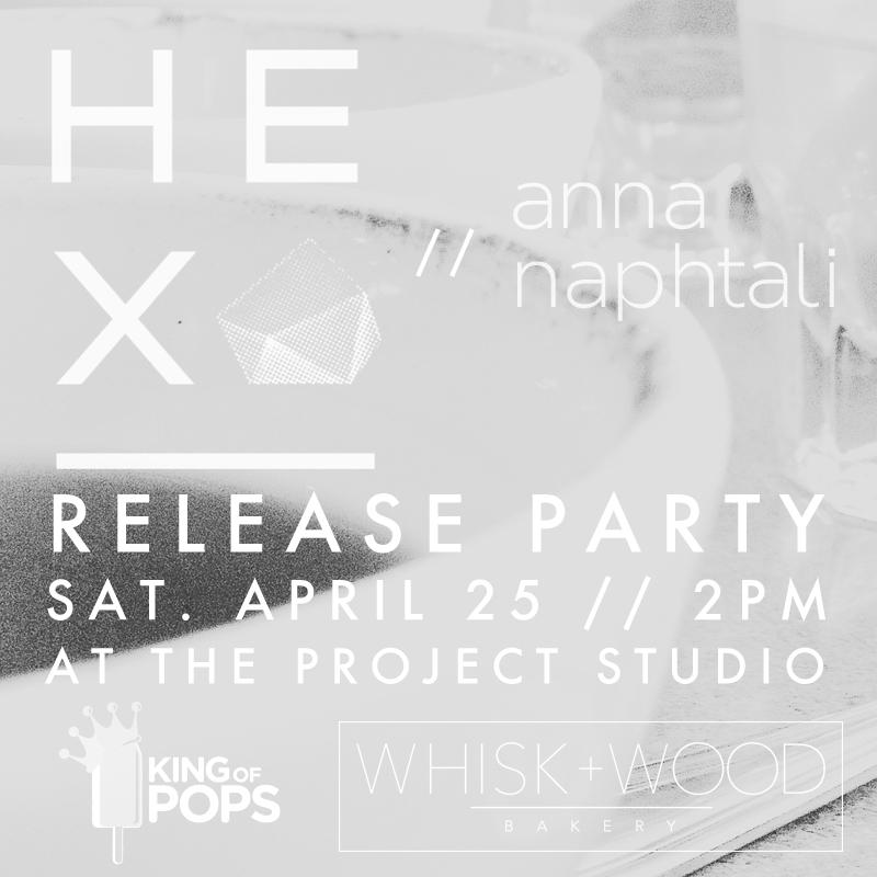 hex coffee invite