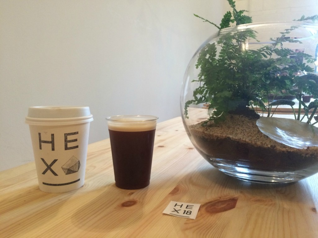 Hex Coffee is cooler than all of us