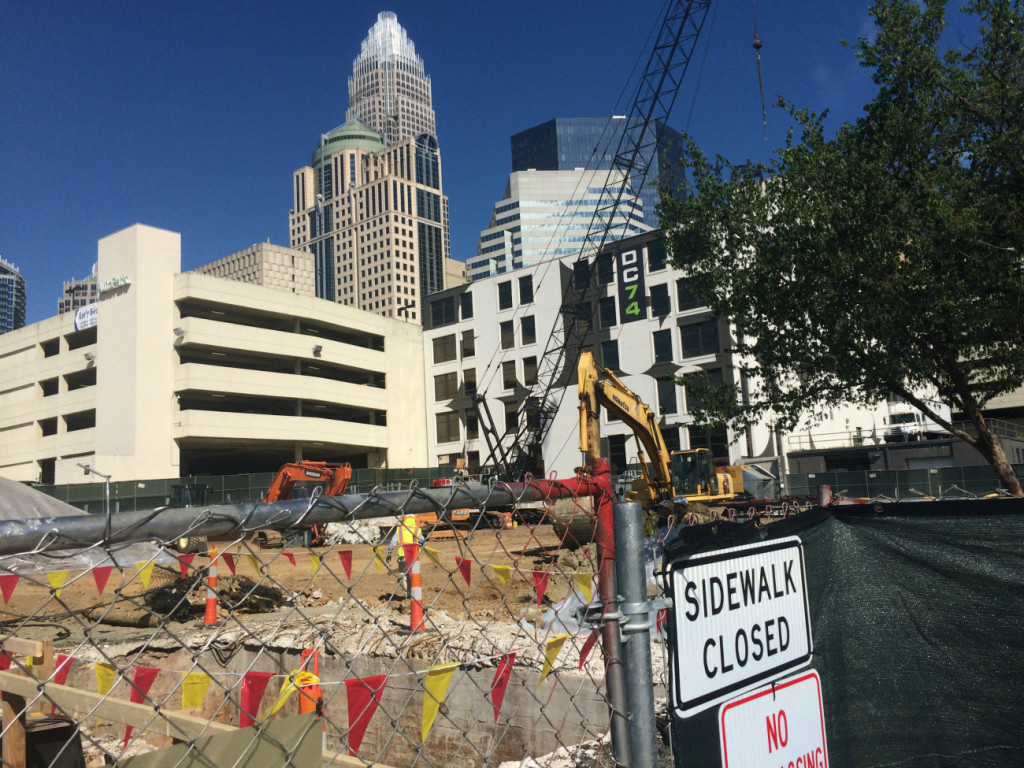 The city is finally making plans to shape Charlotte's growth