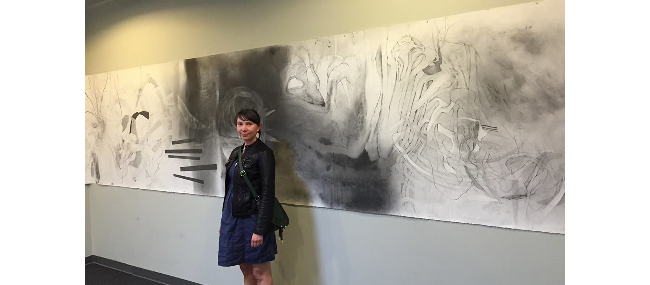 Intricate, entrancing, and moody art by Anna Kenar @809