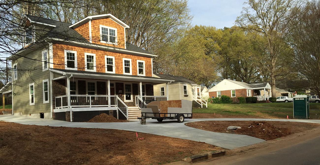 Saying goodbye the best darned neighborhood in Charlotte