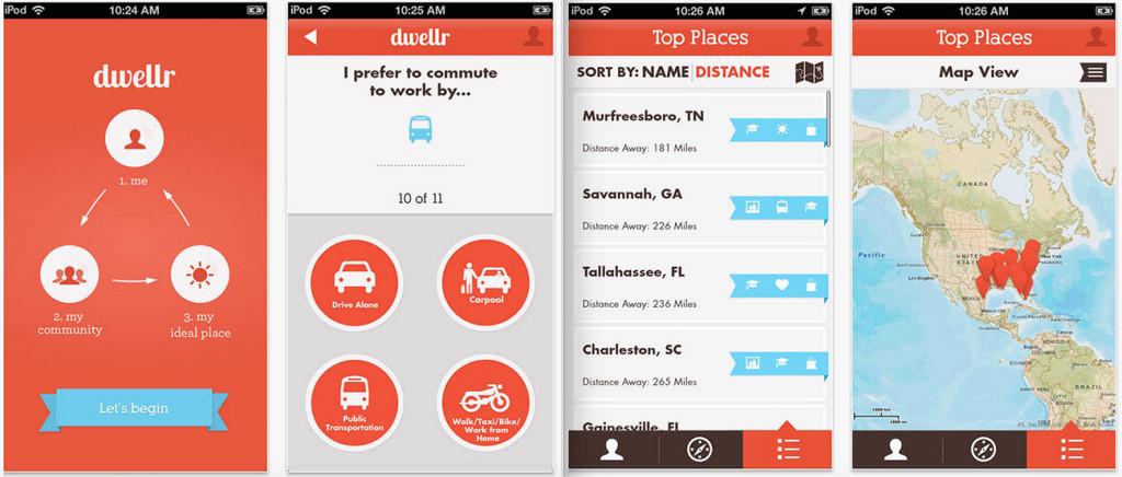 Census app Dwellr (kinda) knows where you should live