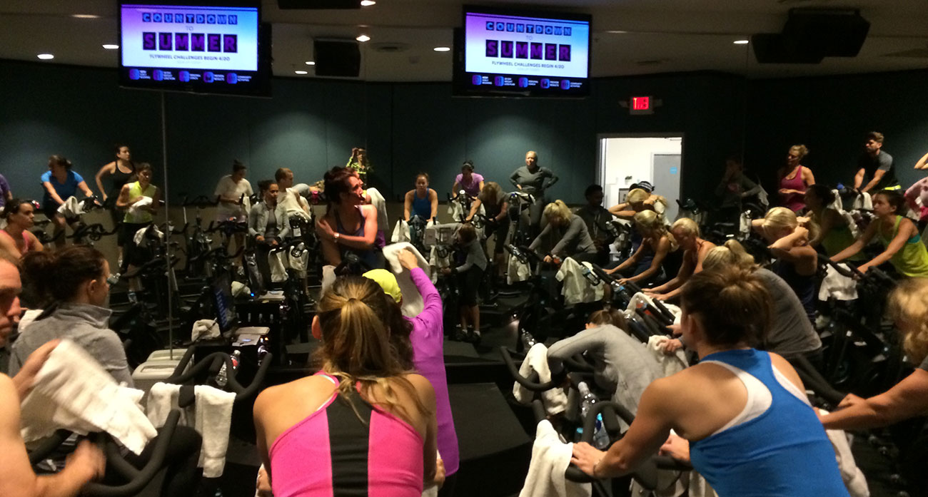Why I love Flywheel? It's kind of a spiritual thing…
