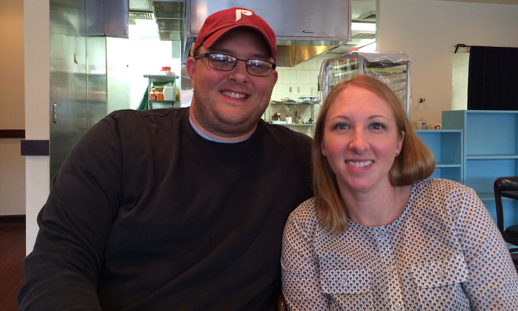 Have you heard of Charlotte Food Fight or Purses with a Purpose? Meet John & Kelly