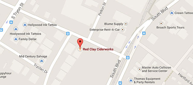 location-of-red-clay-cider-works-charlotte