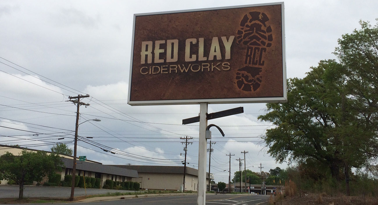What's the status on Red Clay Ciderworks?