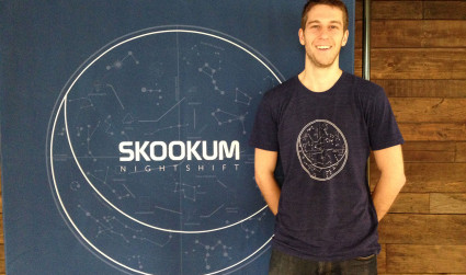 What is Skookum Nightshift? 7 questions with Stephen