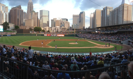 Charlotte's baseball parks have reflected city's identity