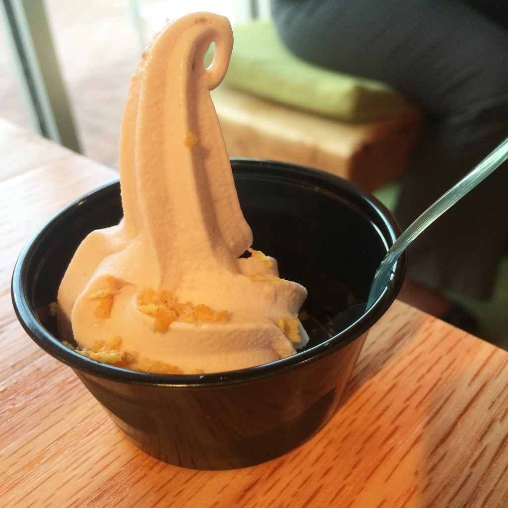 Futo Buta ice cream