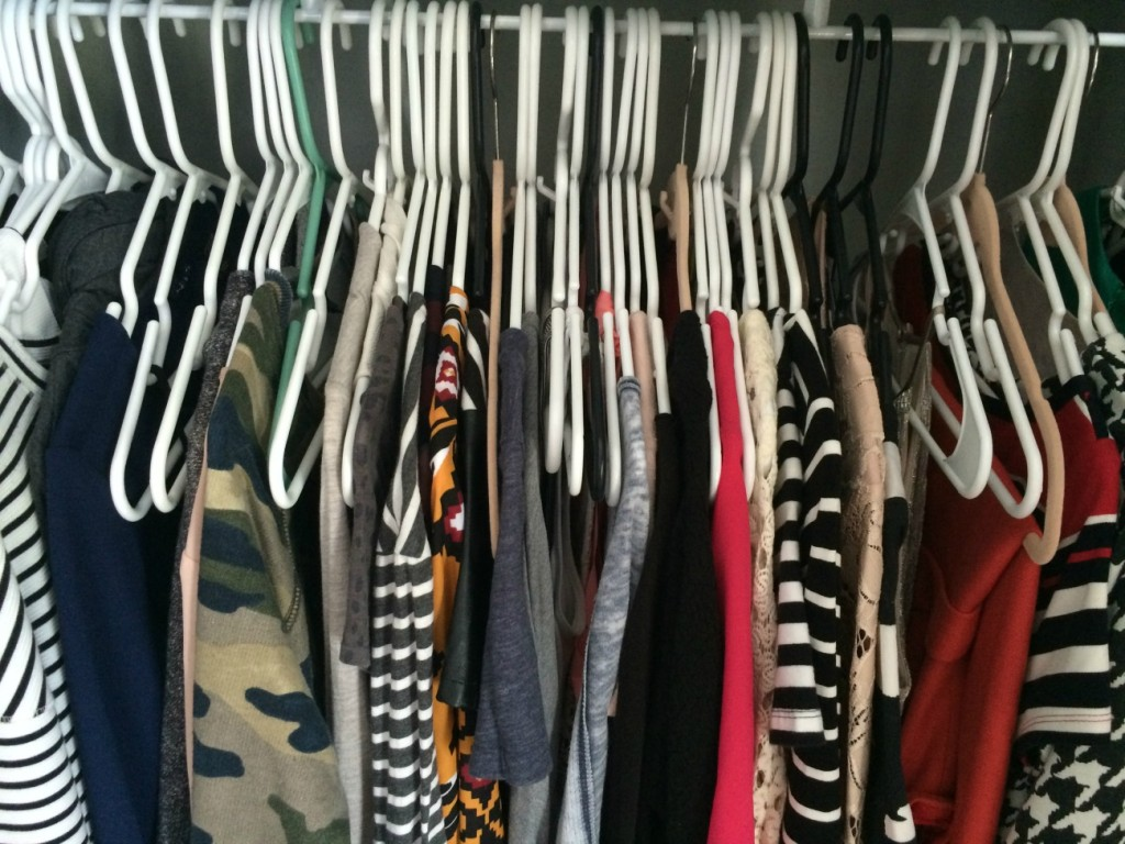 Lessons learned in six months of recycled clothes