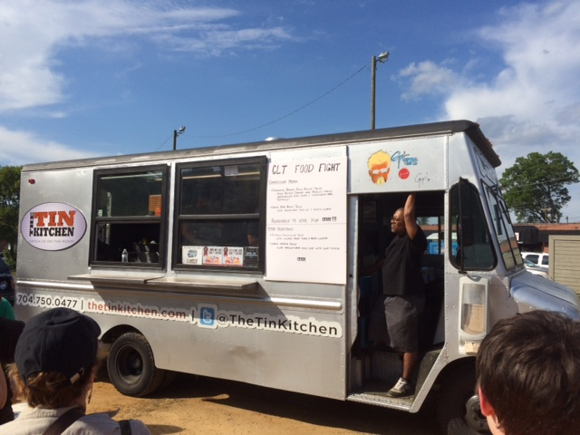 tin kitchen charlotte food truck