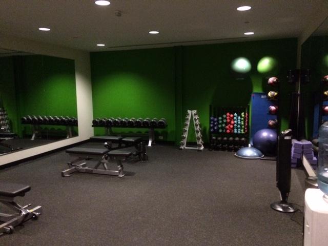 lending tree gym