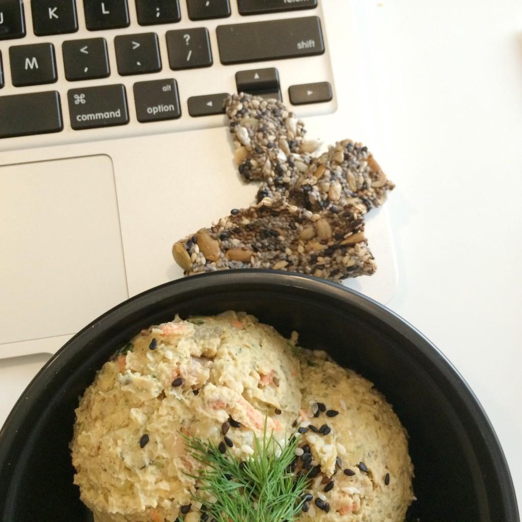 nourish clt tuno salad