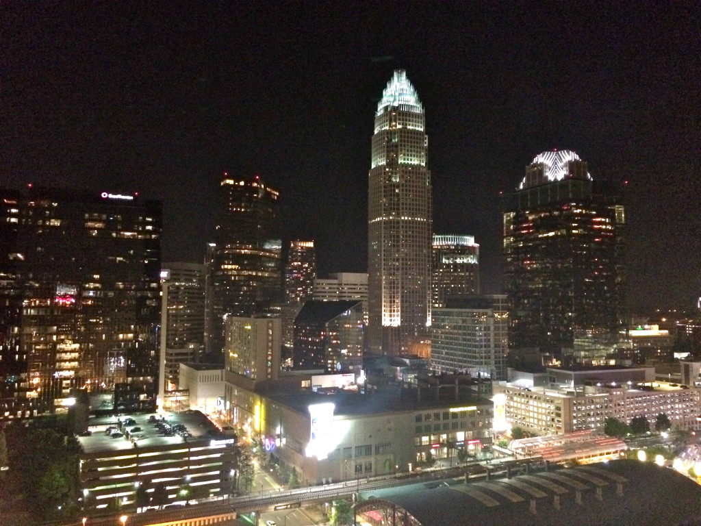 charlotte view from fahrenheit