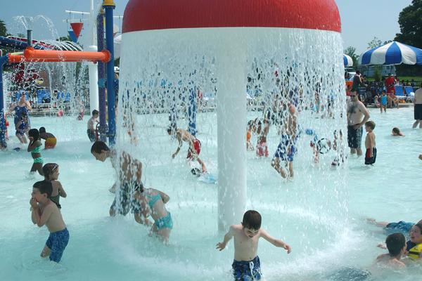 YMCA Charlotte pools