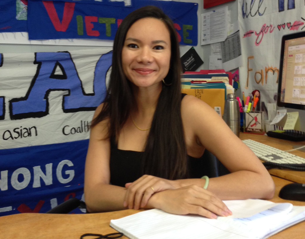 Meet Cat Bao Le, Executive Director of the Southeast Asian Coalition