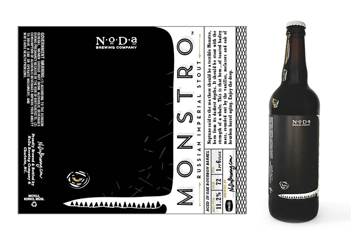 NoDa_Monstro Bottle