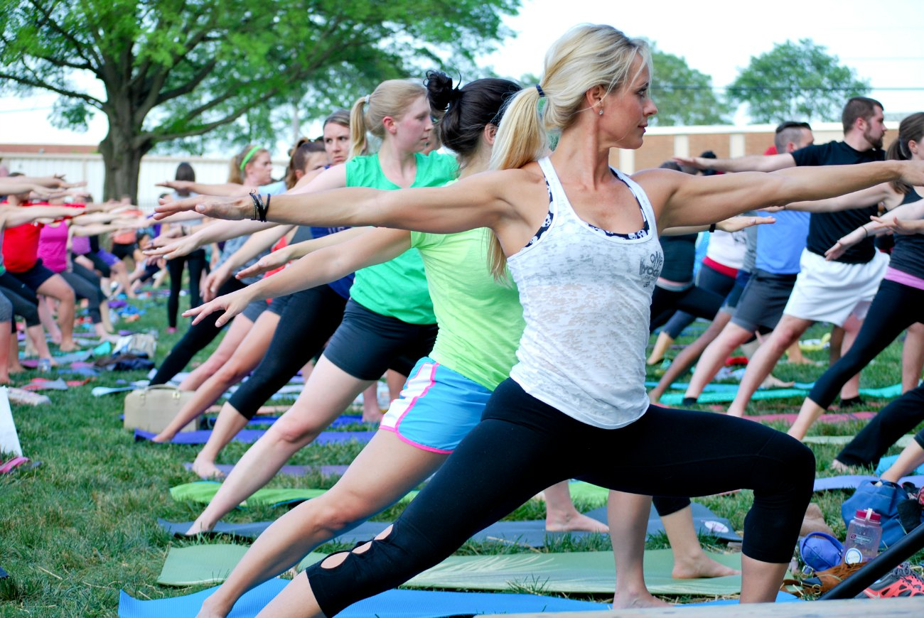 15 Charlotte yogis you should be following on Instagram