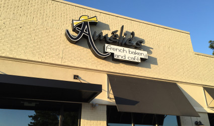 Amelie's in South Charlotte is open… and coming soon to Park Road Shopping Center