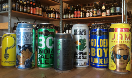 The rise in popularity of beer cans and the local designers...