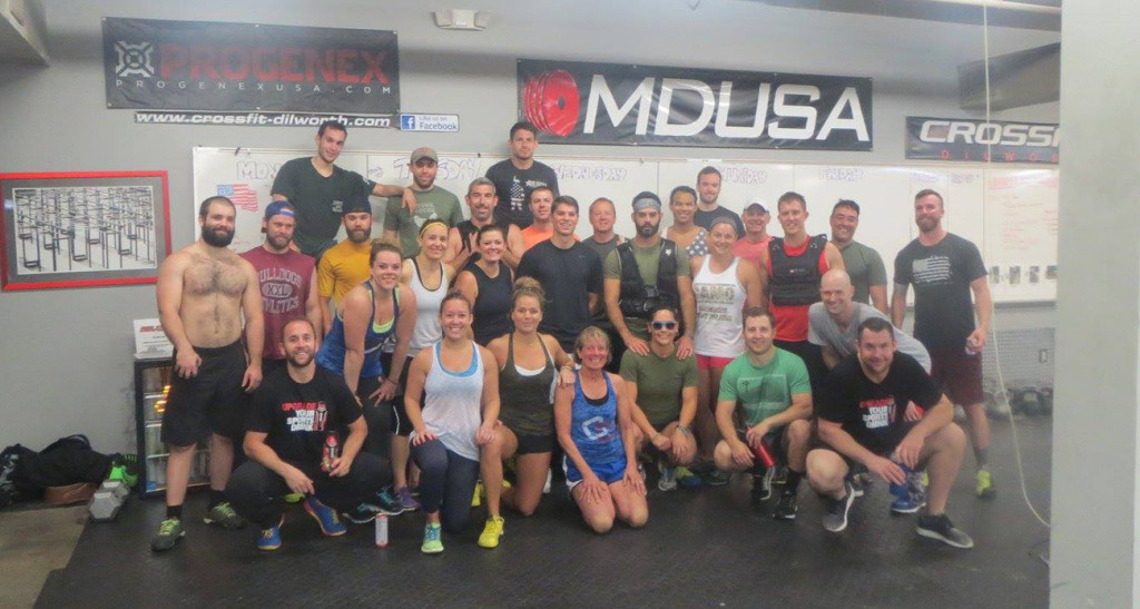 Murph, so much more than a CrossFit workout
