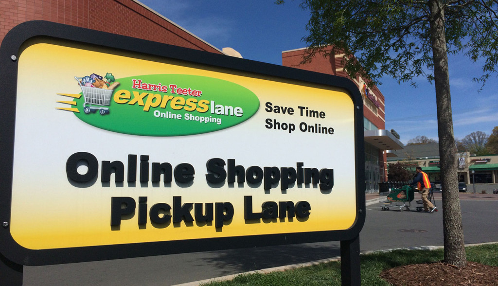 Curbside convenience: Testing local value-added time-saving services