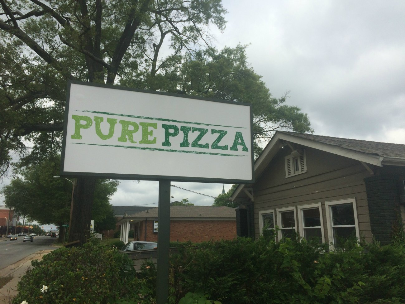Pure Pizza Plaza Midwood to open end of June
