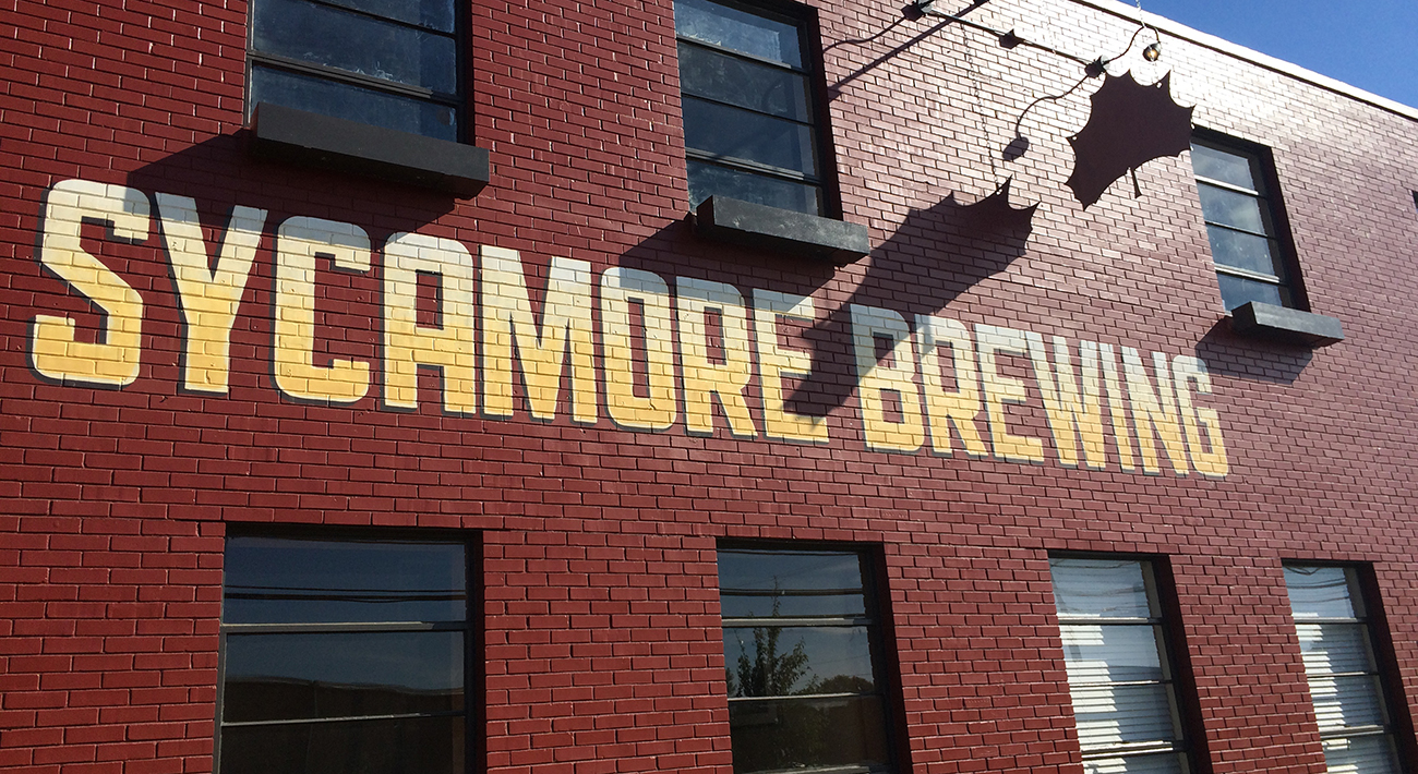 Sycamore Brewing is making it impossible to justify staying home on New Year's Eve