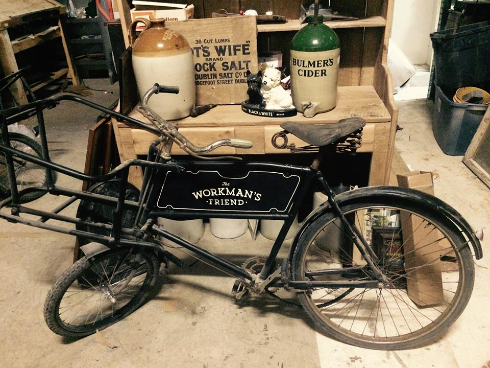 Workman's Friend bike