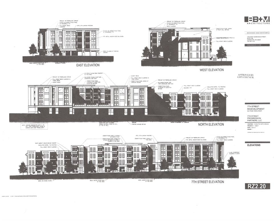 7th Street development BB&M