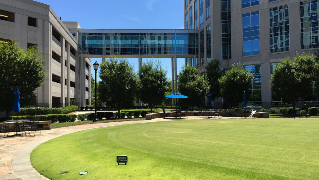Here's what people who work in Ballantyne Corporate Park are really doing