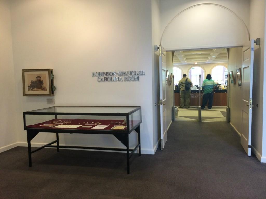 Robinson Spangler Carolina Room