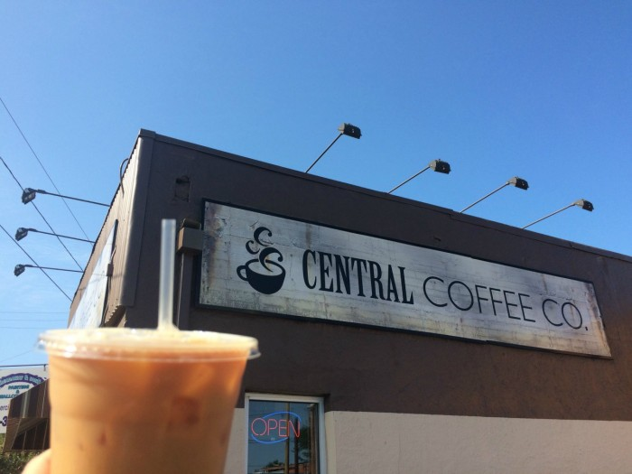 Central Coffee cold brew