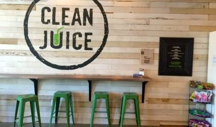 Clean Juice is coming to South End