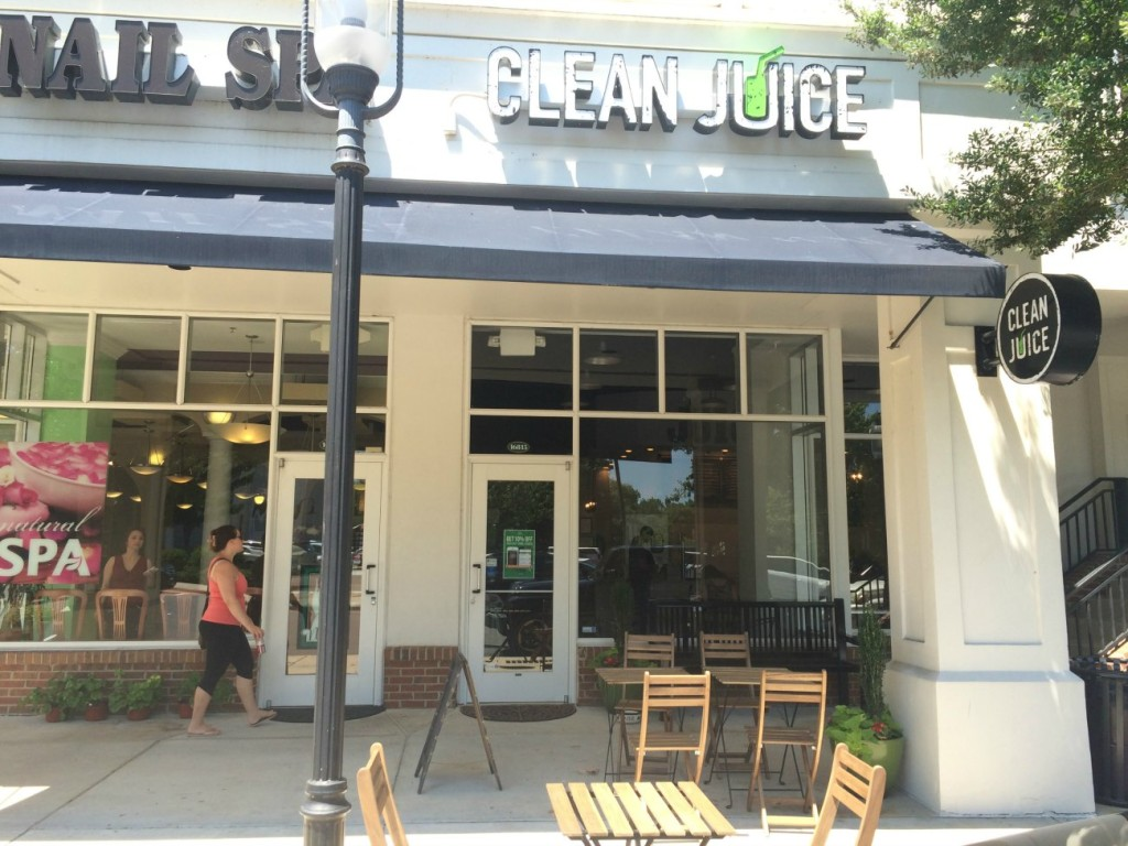 Clean Juice Birkdale