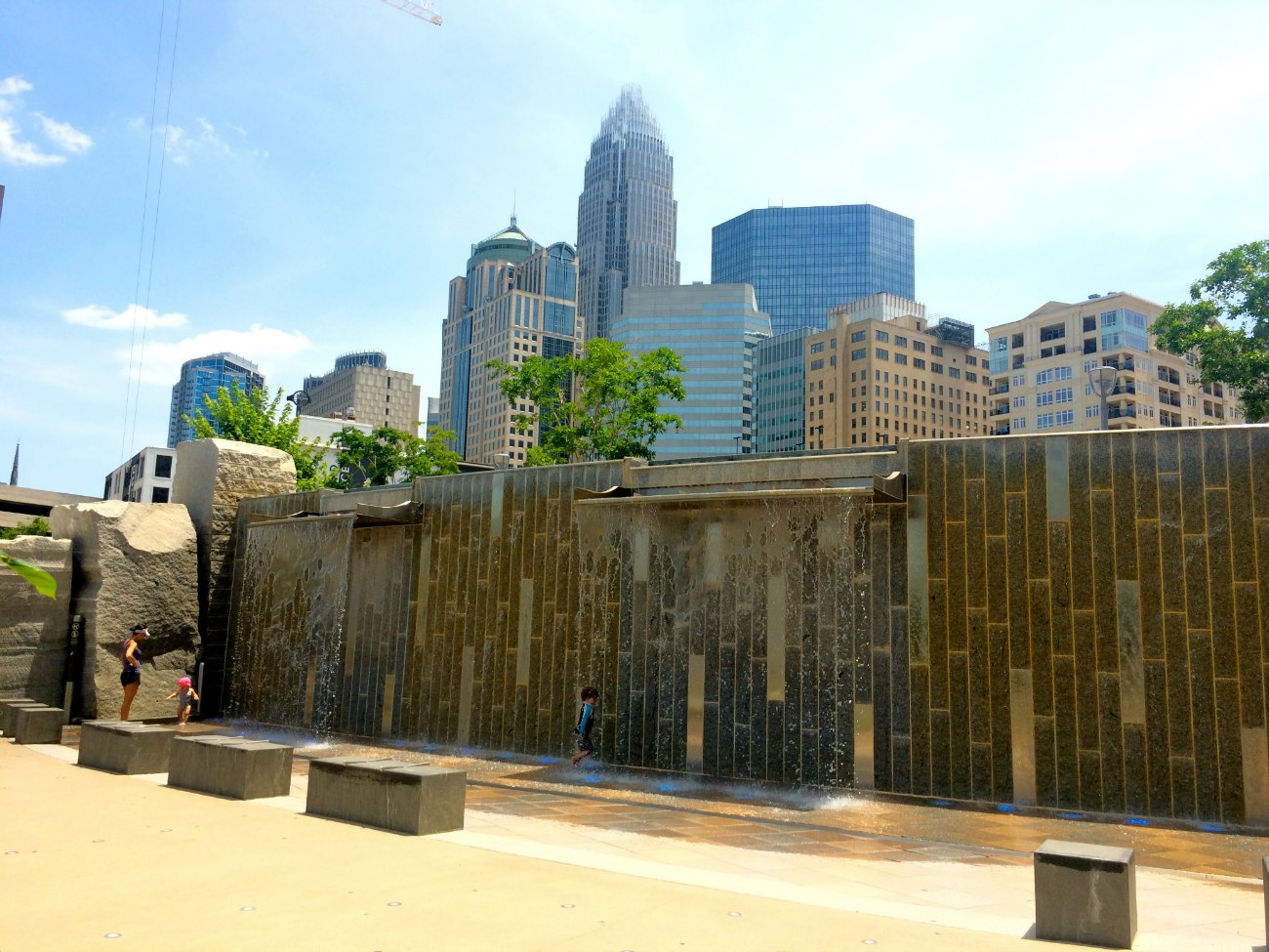A Guide To Free Public Spraygrounds In Charlotte Charlotte Agenda