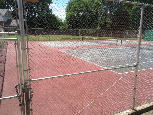 ywca tennis courts charlotte