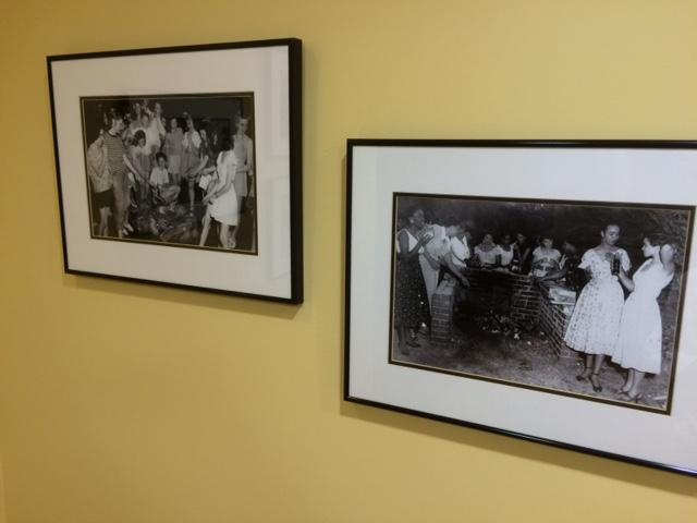 ywca old hallway photos charlotte