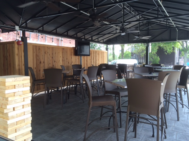 brass tap patio south end charlotte