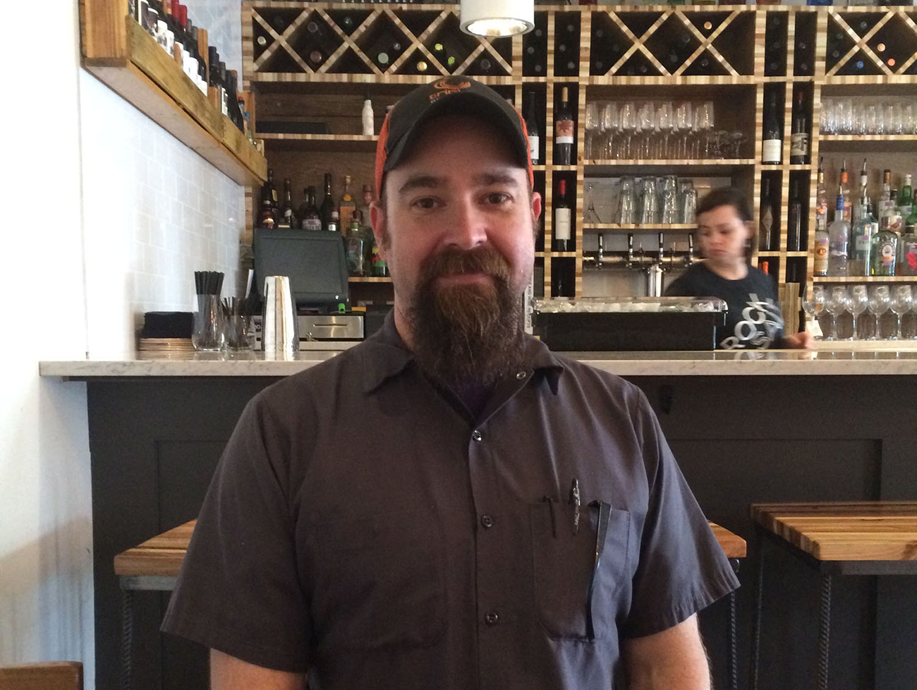 Behind the Kitchen: A conversation with Jay Pierce from ROCKSALT