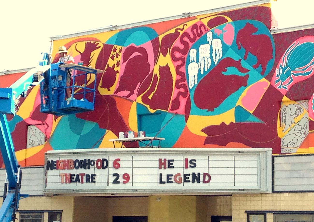 The Neighborhood Theatre has been sold — but it won't be torn down