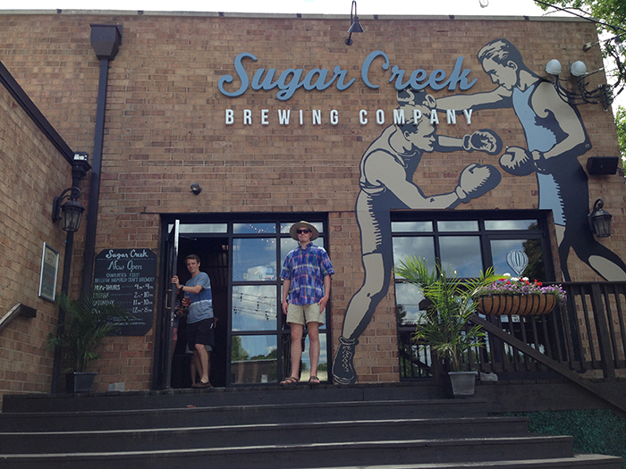 sugar creek brewing