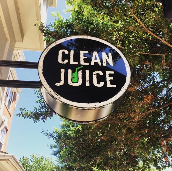 Clean Juice Charlotte